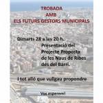 Trobada amb els futurs gestors municipals