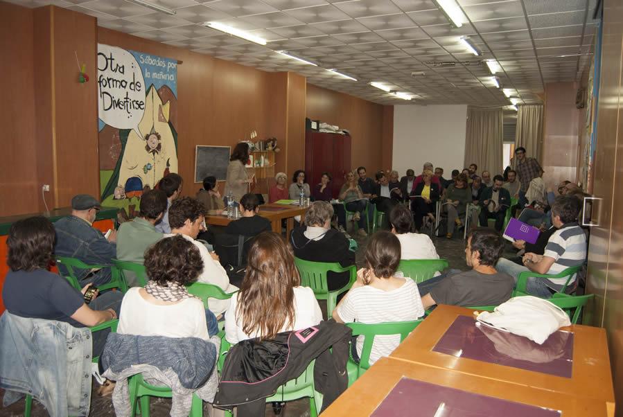 Imagen de la trobada