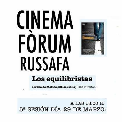 CINEMA FÒRUM