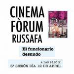 CINEMA FÒRUM setmana 6