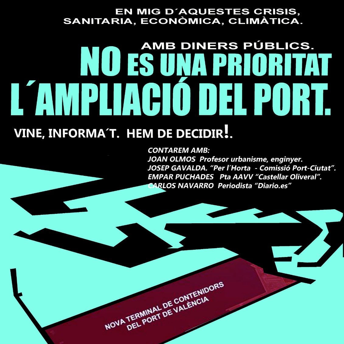 Ampliació del port